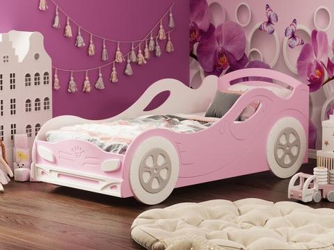 Кровать-машина  Омега-12 МДФ №2