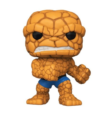 Фигурка Funko POP! Bobble: Marvel: Fantastic Four: The Thing 44988