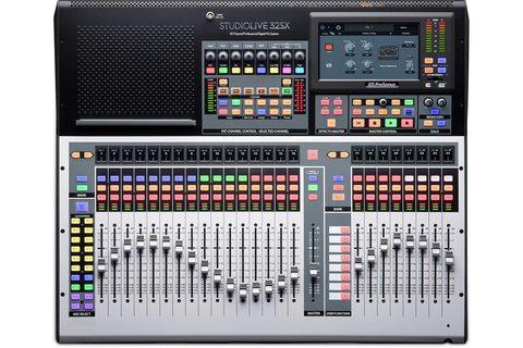 PRESONUS StudioLive 32SX цифровой микшерный пульт