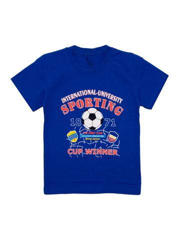 Футболка для мальчиков 5-8