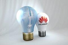 Надувной рекламный шар Лампа