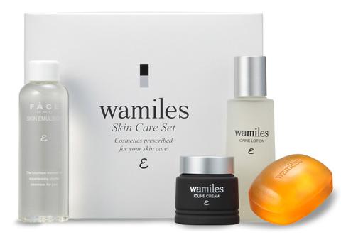 Набор косметический Wamiles Skin Care Set Ioune Set
