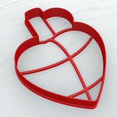 Сердце граната