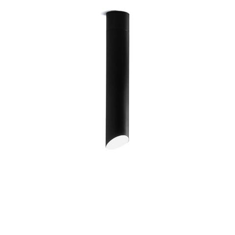 Потолочный светильник копия 45° by Vibia (H35, черный)