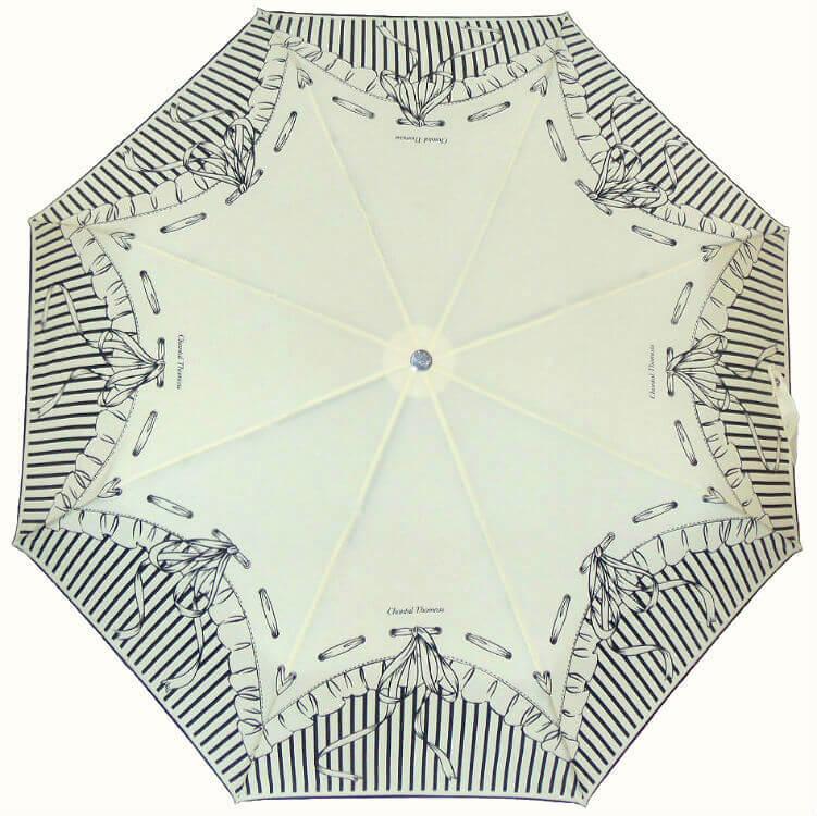Зонт складной Chantal Thomass 407-vin Résille