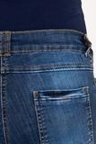 Джинсы для беременных 07598 синий