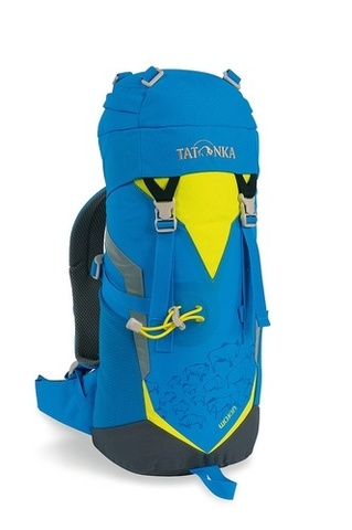 Картинка рюкзак туристический Tatonka Wokin Brightblue