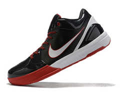 Nike Zoom Kobe 4 Protro 'Black/White/Red'