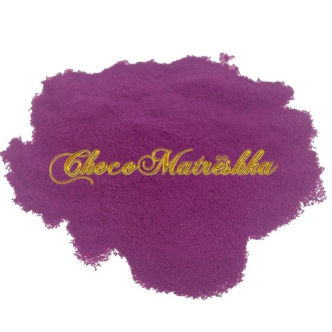 Батат фиолетовый, (порошок)