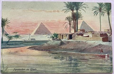 Pyramiden zu Gizeh