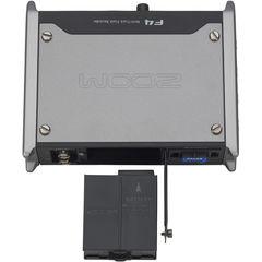 Записывающее устройство Zoom F4 Multitrack Field Recorder with Timecode - 6 Inputs / 8 Tracks
