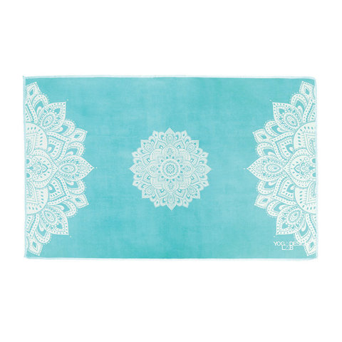 Полотенце для рук The Hand Towel Mandala Turquoise 61*38 см