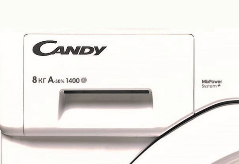 Встраиваемая стиральная машина Candy CBWM 814DW-07