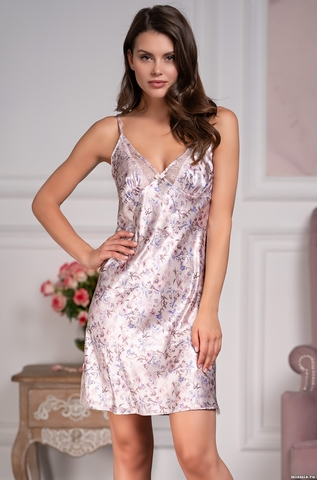 Короткая сорочка Mia-Amore Vladlena 3591 (70% шелк)