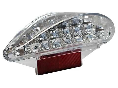 Прозрачный фонарь LED