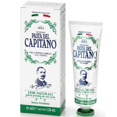 Паста del Capitano 1905 Натуральные травы 25 мл