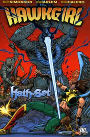 Hawkgirl: Hath-Set