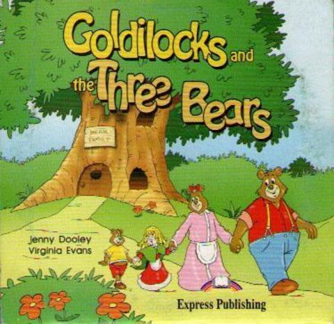 goldilocks and the three bears cd