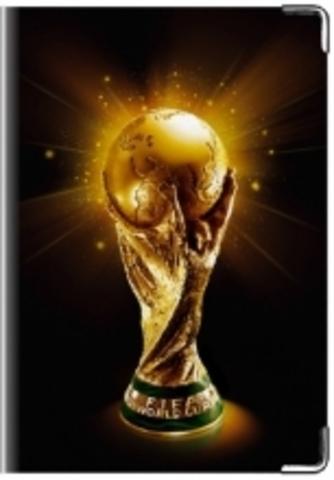 """Обложка для паспорта """"Кубок Мира по футболу"""""""