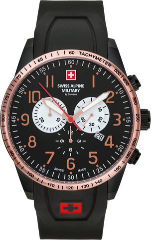 Наручные часы Swiss Alpine Military 7082.9887SAM