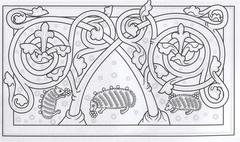 Средневековый бестиарий. Добавь красок Тёмным векам!