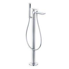Смеситель для ванны напольный Kludi E2 495900575 фото
