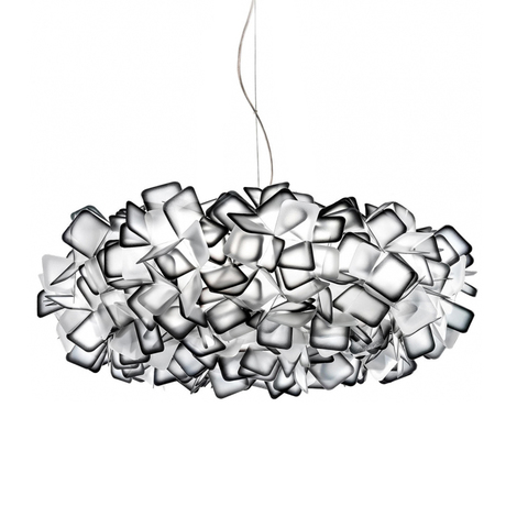 Подвесной светильник Clizia by Slamp D70 (черный)