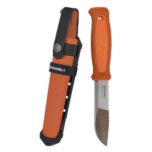 Нож Morakniv Kansbol Burnt Orange, нержавеющая сталь, крепление Multi-Mount, 13507