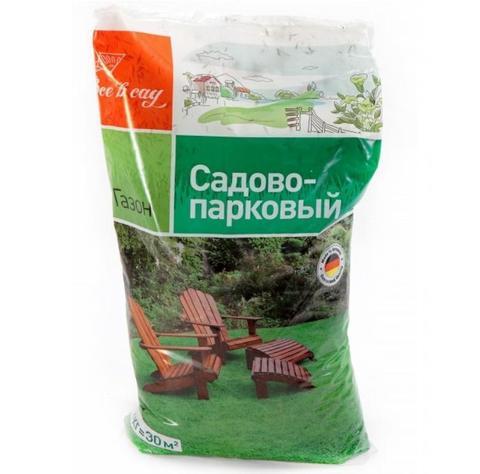 Газон Садово-парковый 1 кг
