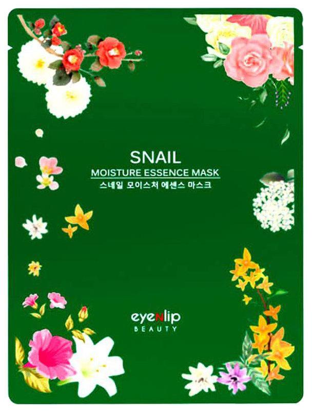 Тканевые Маска тканевая для лица EYENLIP SNAIL MOISTURE ESSENCE MASK 25 ml misim5A1fA2.970.jpg