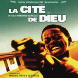 Soundtrack / Antonio Pinto & Ed Cortes: La Cite De Dieu (CD)
