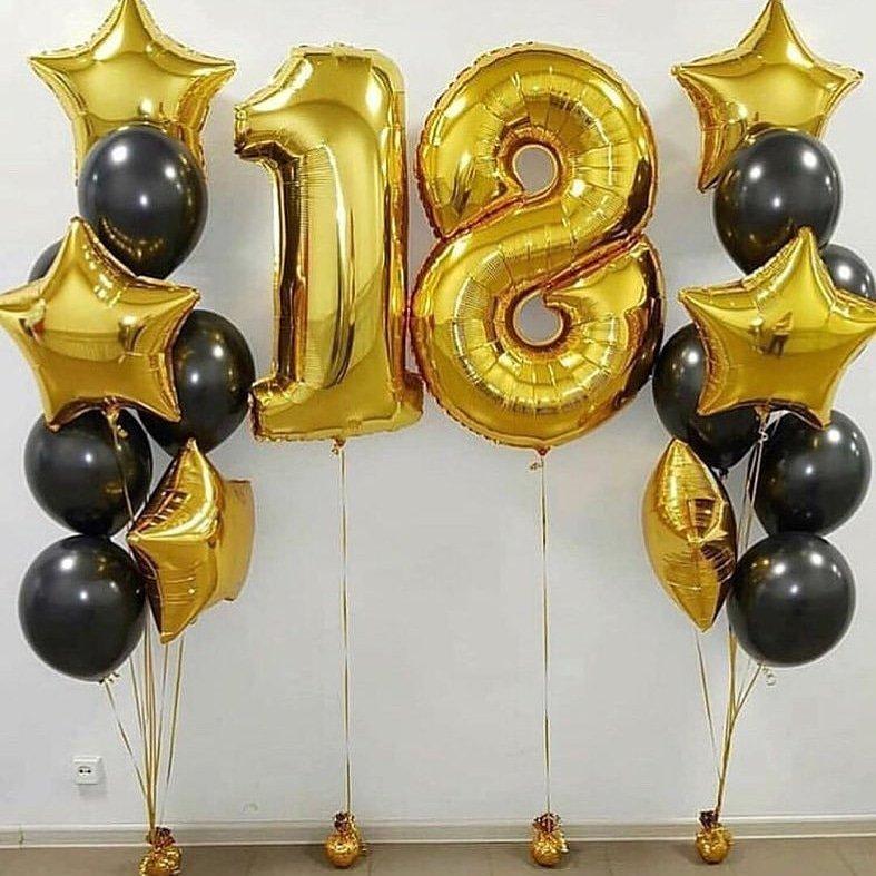 Фотозоны из шаров Композиция из шаров 18 лет копм_22.jpg