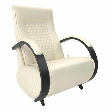 Кресло-глайдер Balance Balance-3 с накладками, венге/Dundi 112, 014.003