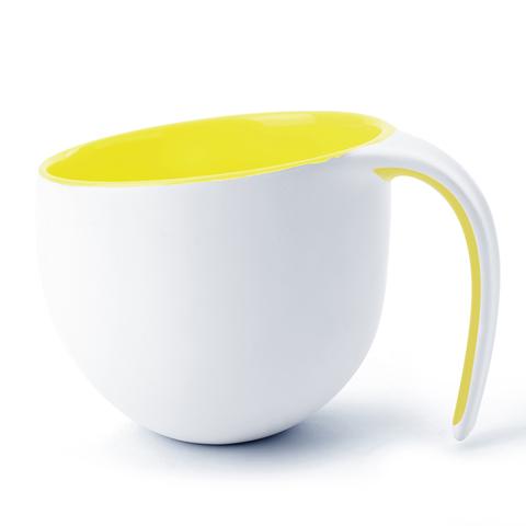 Кружка Asobu The porcelain jewel (0,4 литра), желтая