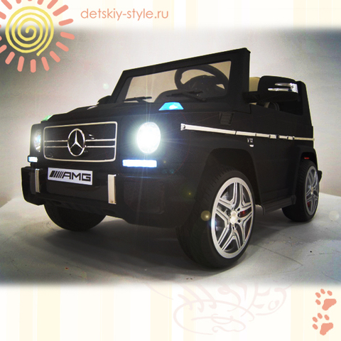 Mercedes Benz G65 Mini
