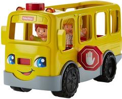 Fisher-Price Школьный автобус Little People «Дружба» (FMT30)