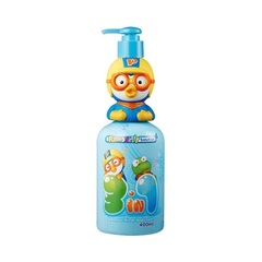 Шампунь, Бальзам, Гель для душа 3 в 1 CHARACTER WORLD Pororo 3IN1 400ml