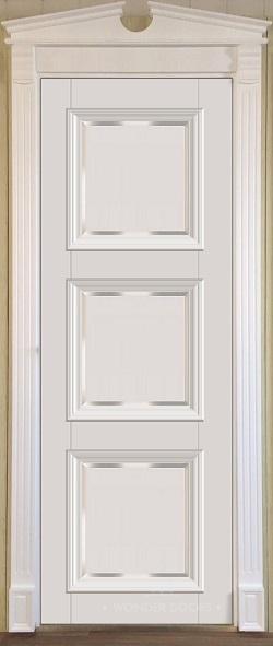 Межкомнатная дверь Violetta 21.33 под стекло