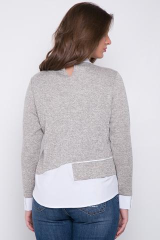<p>Универсальный блузон, подходящий для любого случая. Цель - подчеркнуть Ваш оригинальный подход к стилю, где в главной роли выступаете Вы.</p>