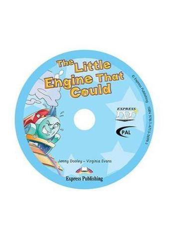 The Little Engine That Could. DVD видео