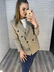 клетчатый пиджак женский купить