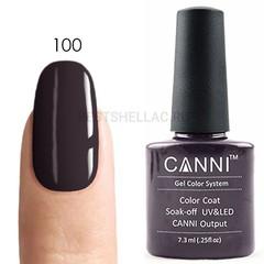 Canni, Гель-лак № 100, 7,3 мл