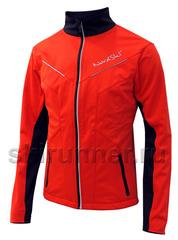 Утеплённая лыжная куртка Nordski Premium 2018 Red-Black