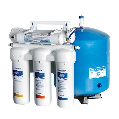 Фильтр для питьевой воды Аквафор Осмо исполнение 5 (Аквафор-ОСМО-050-5-А)