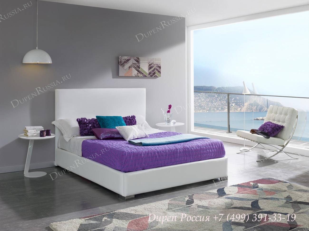 Кровать Dupen 703 Picolo, Тумба Dupen М-129