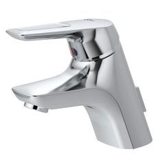 Смеситель для раковины однорычажный с донным клапаном Ideal Standard Ceramix Blue A5651AA фото