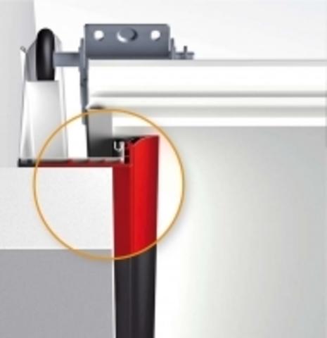 Доплнительное утепление секционных ворот — ThermoFramе N2