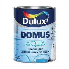 Краска фасадная Dulux DOMUS AQUA BС (Прозрачный)
