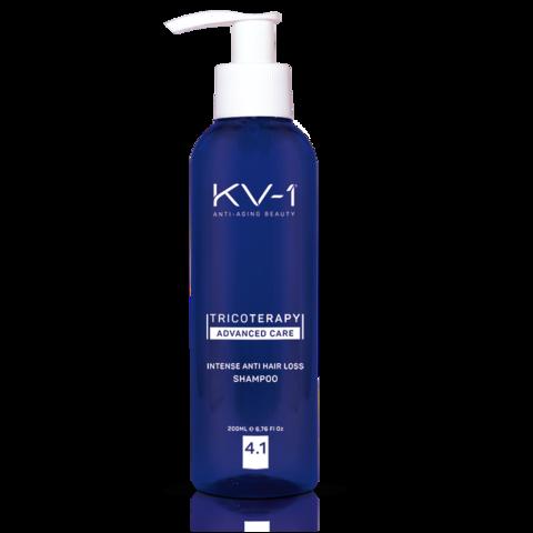 KV-1 Шампунь от выпадения волос Tricoterapy Intense Anti Hair Loss Shampoo 4.1
