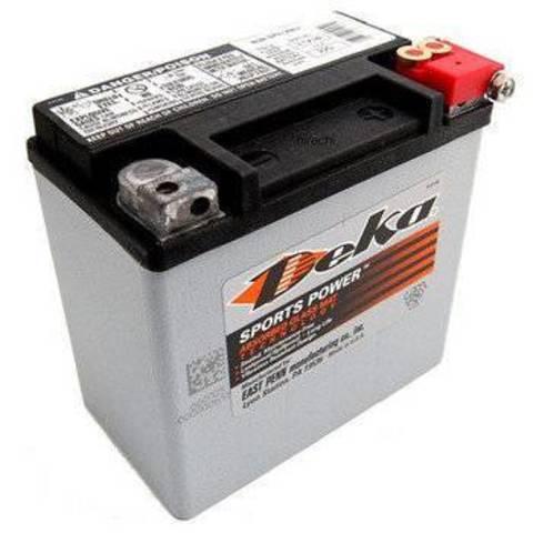 Аккумулятор DEKA ETX14 (YTX14-BS)